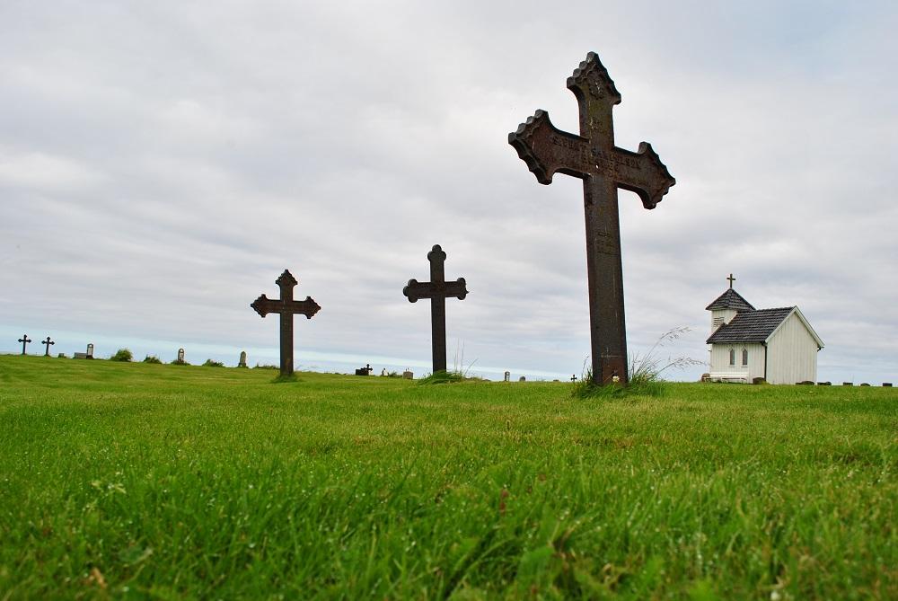 Der gamle kirkegard