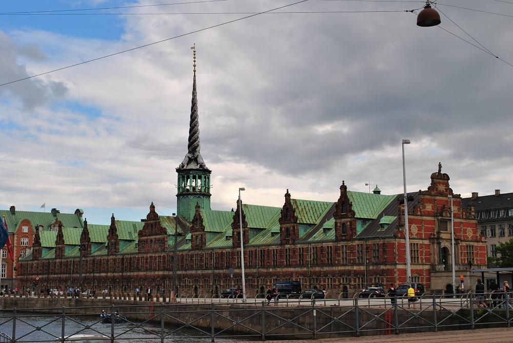 Die ehemalige Börse in Kopenhagen