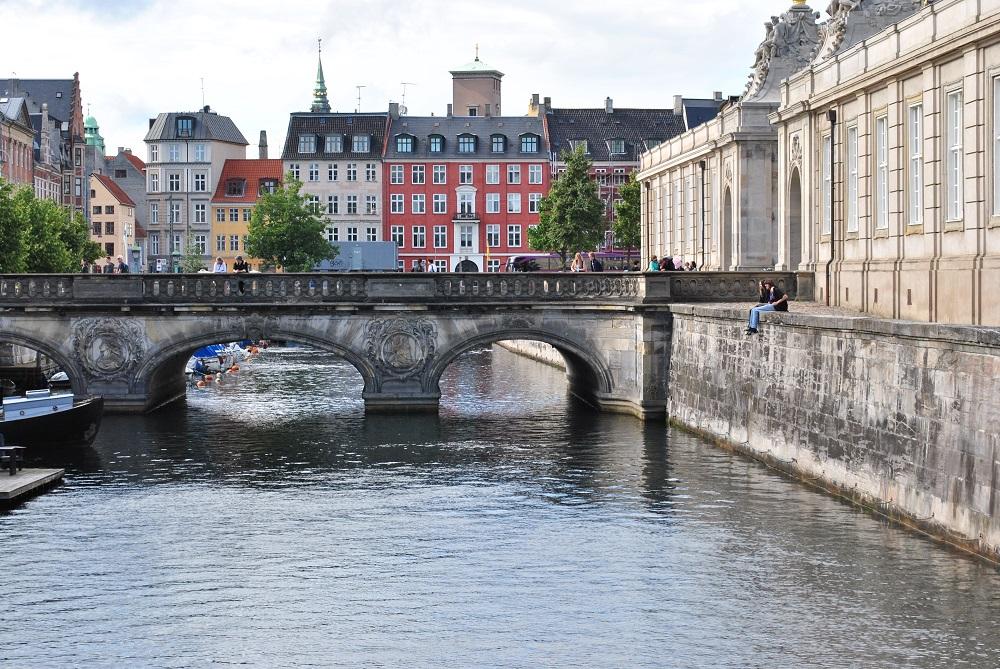 Kanäle wie inAmsterdam
