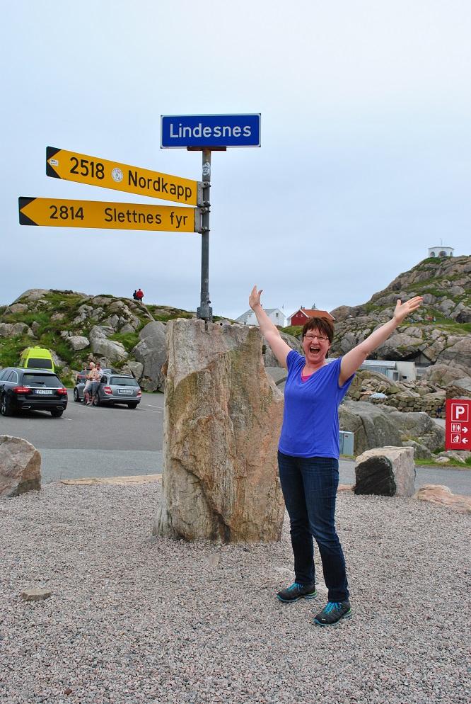 Lindesnes - der südlichste Punkt Norwegens