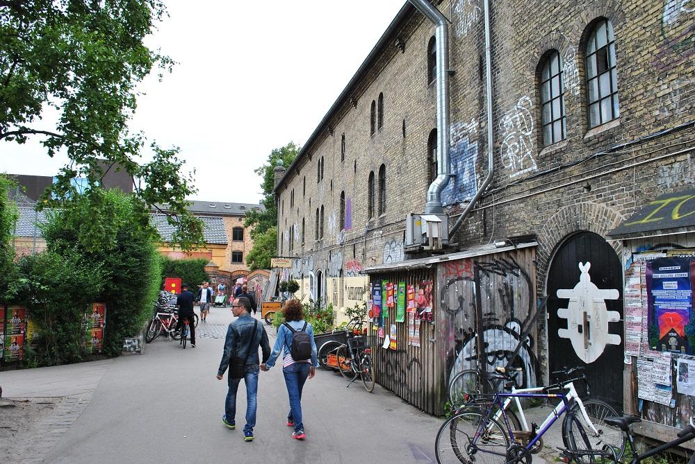 Die Kommune Fristad Christiana