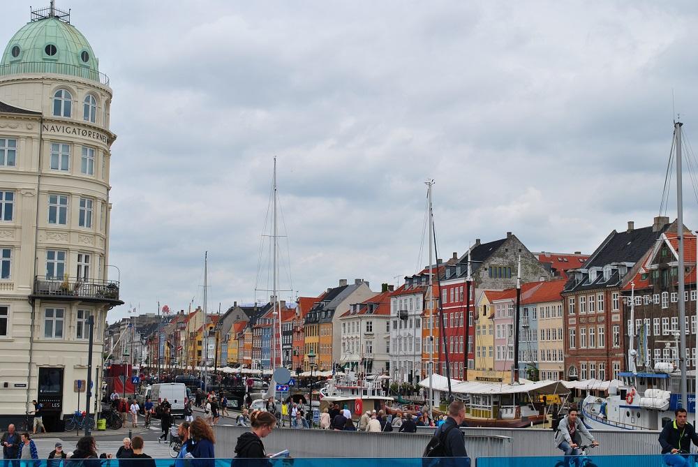 Der Kanal Nyhavn