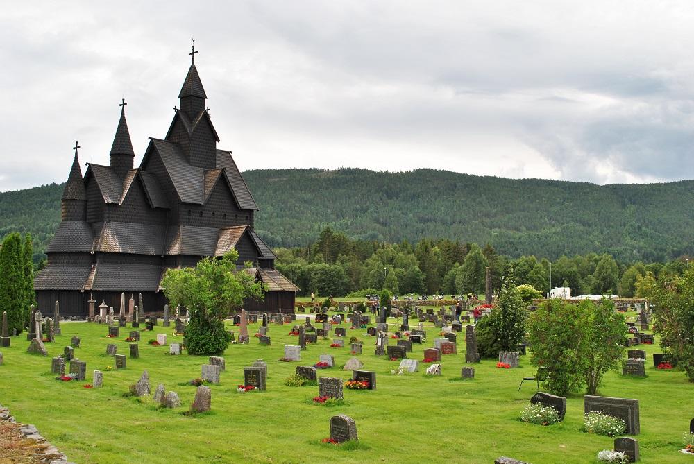 Stabkirche von Heddal