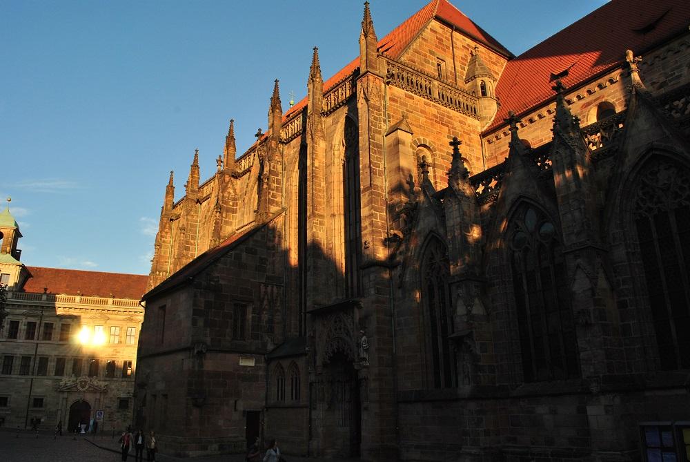 Sankt Sebald in Nünrberg