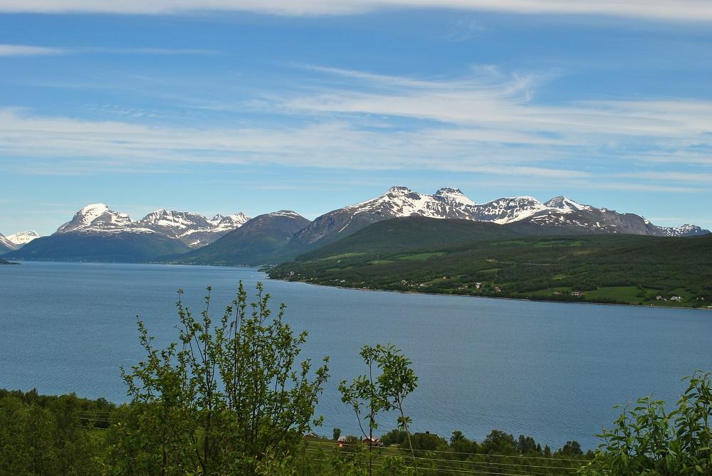 Der Balsfjorden