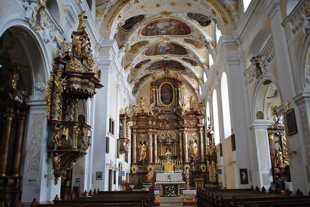 Die Basilika Frauenkirchen