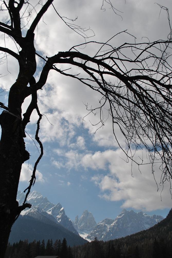 Die Sextener Dolomiten