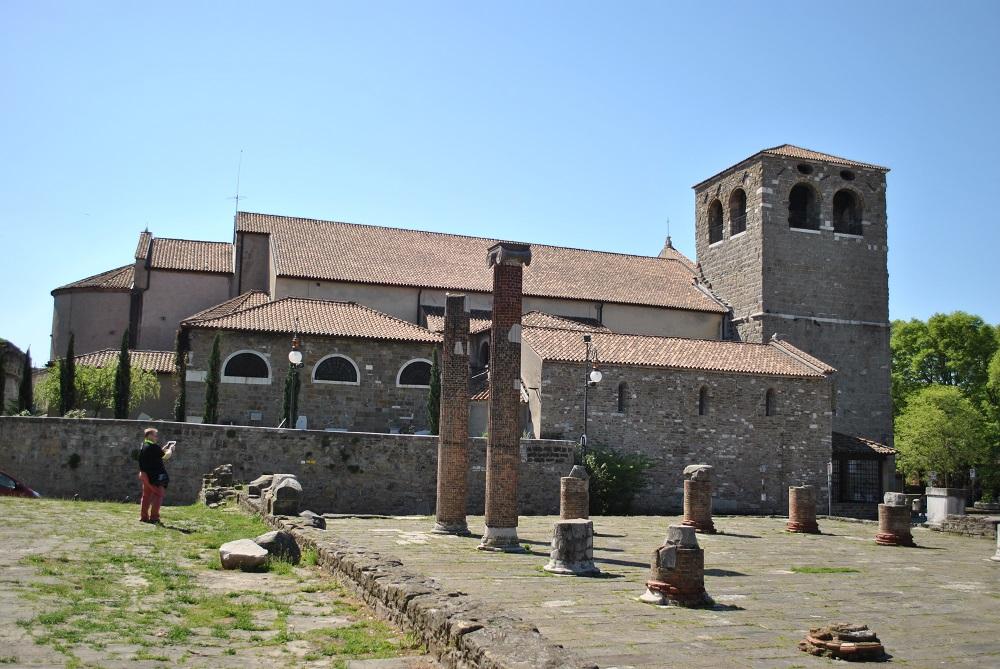 Cattehdrale di San Giusto